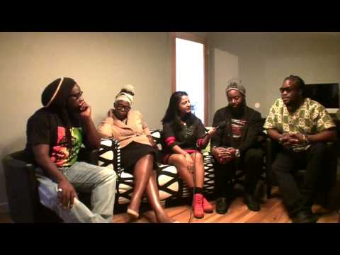 Morgan Heritage On Why Reggae Rules The World