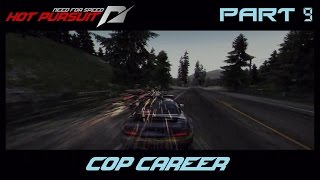 Need for Speed Hot Pursuit (PS3) - Cop Career [Part 9]