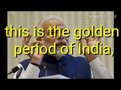 Narendra Modi National Law Day speech: PM says this is the golden period of India