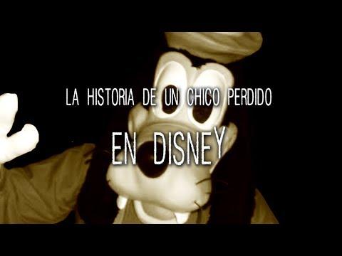 La historia de un chico perdido en Disney