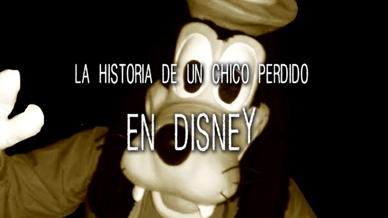 Download La historia de un chico perdido en Disney