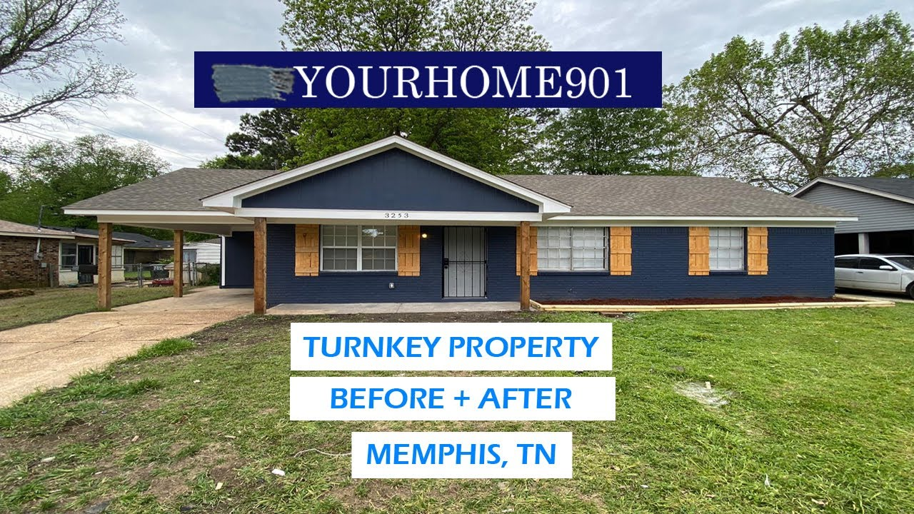 Memphis Turnkey House