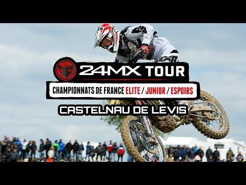 24MX Tour - Castelnau de Levis