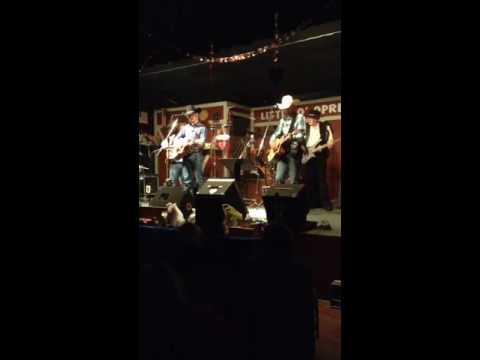 Matt Hoelzeman and Josh Garrett Cowboys Like Us- George Straight Cover