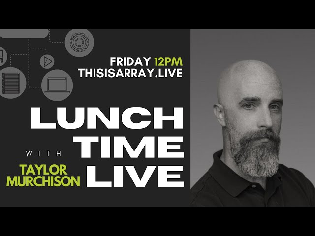 SEO Success - Lunchtime Live