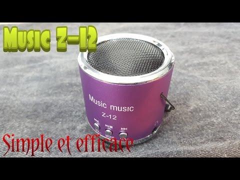 Music Z-12, excellent rapport prix (3 euros).