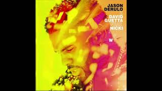 Jason Derulo - Goodbye Feat. Nicki Minaj, David Guetta & Willy William