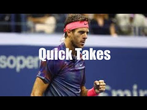 5 Reasons Why Del Potro Beat Federer in the U.S Open Quarters