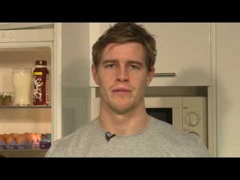 Irish Rugby TV: Nutrition For Young Players With Andrew Trimble