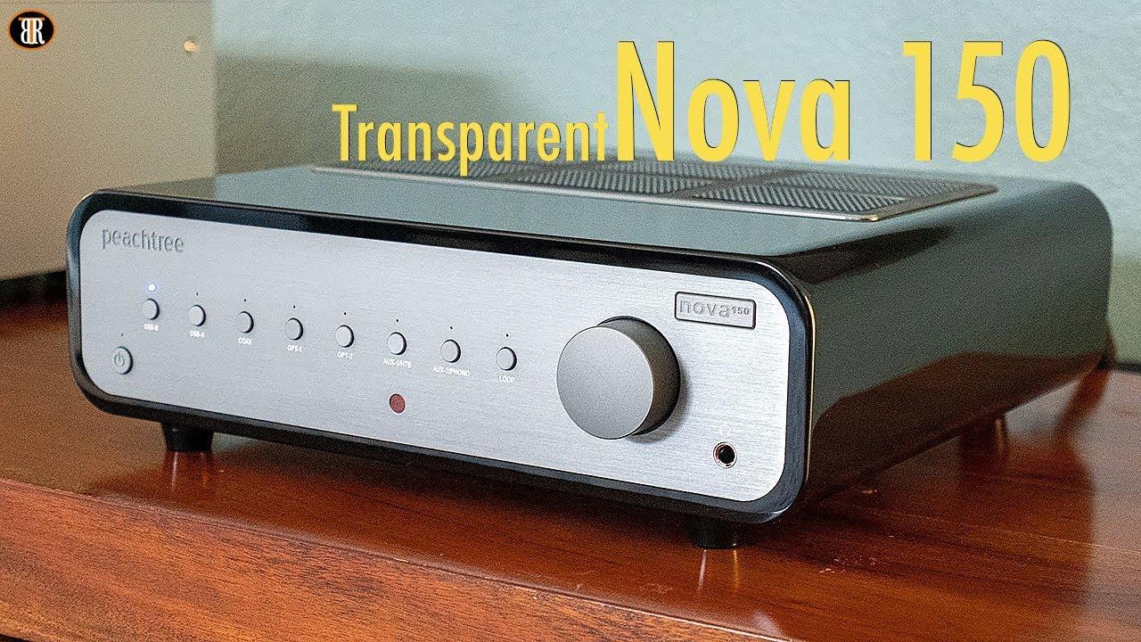Peachtree Audio Nova 150, A Delicious Class D Integrated