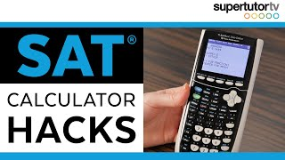 SAT Calculator Hacks: TI-84 Tips & Tricks