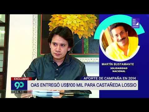 90 Central (24-5-19): Castañeda Recibió Dinero De OAS, Asegura Pinheiro