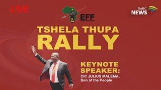Effs Final Tshela Thupa Rally