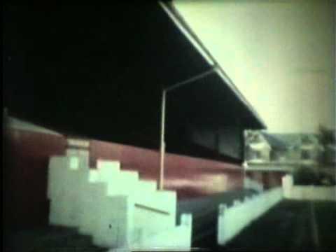 Gresty Road, Crewe Alexandra 1979