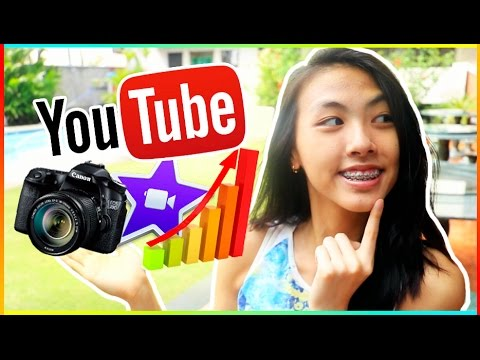 how to make a successful youtube channel 2017