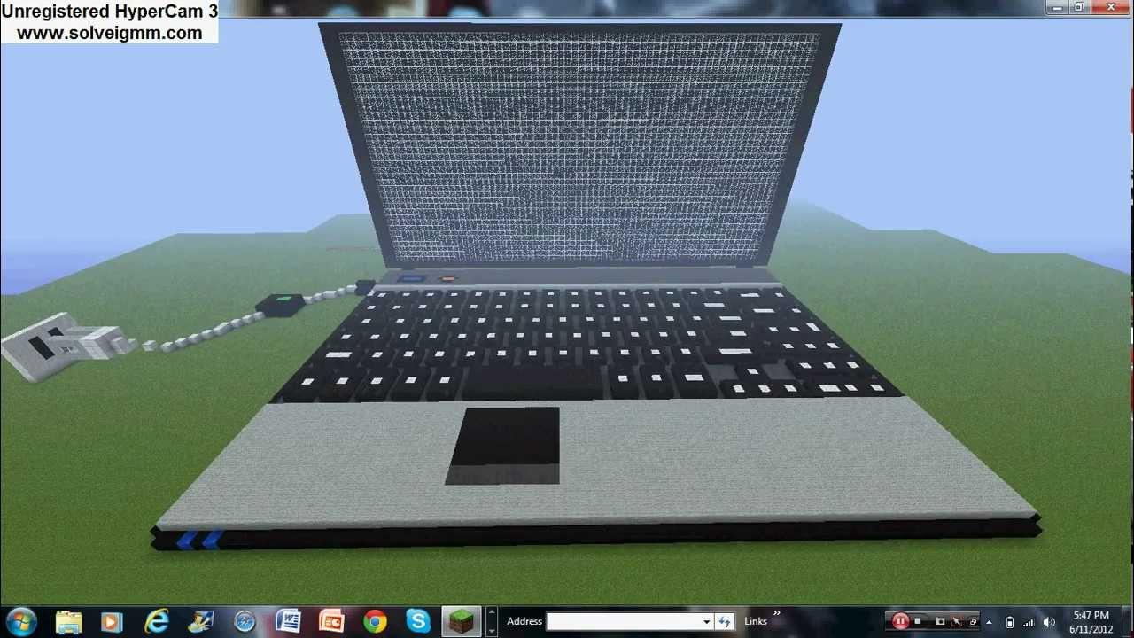 как сделать ночбук в майнкрафте 1.7.4 final на ноутбуке видео #3