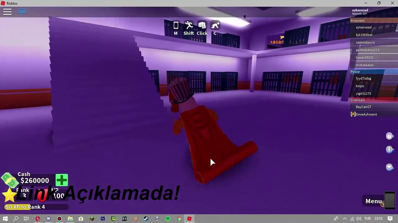 Mad City Unlimited Money Hack Roblox 2262019 Hacks New Roblox Hacks 2019 Roblox Mad City Hack Unlimited Money Tp Give Guns Working Youtube