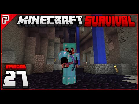 Caving Bonanza! | Minecraft 1.9 PC | Python Plays Minecraft Survival [S2 - #27]