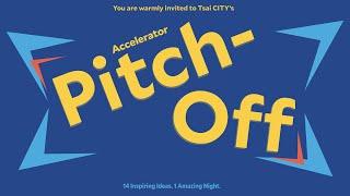 Tsai CITY Accelerator: Pitch Off 2019