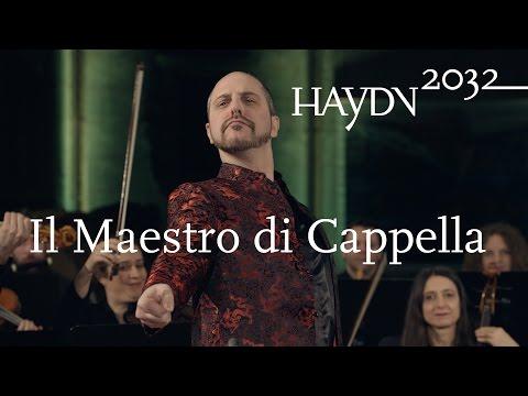 D. Cimarosa: Il Maestro di Cappella / Antonini / Novaro / Il Giardino Armonico (Haydn2032 live)
