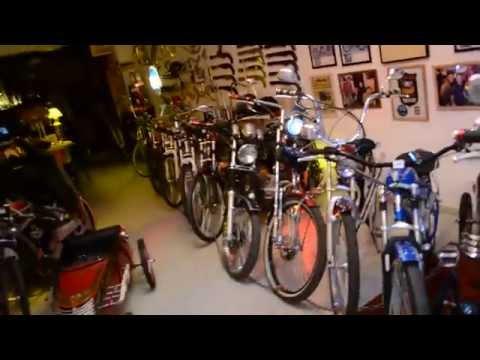 Low Rider Cycles Argentina Pilar ShowRoom de noche