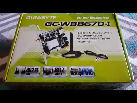 Gigabyte Wireless Network Adapters