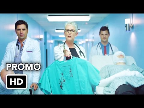 "Scream Queens Season 2 ""Time To Scrub Up, Ladies"" Promo (HD)"