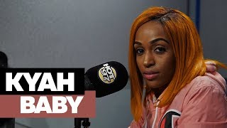 KYAH BABY FREESTYLES ON FLEX | #FREESTYLE093