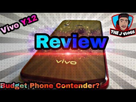 Vivo Y12 Review | Camera Samples | Tagalog |