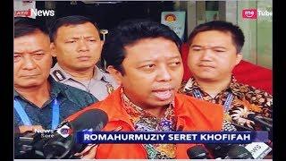 Usai Seret Khofifah, Romi Mengaku Dijebak dalam OTT KPK - iNews Sore 23/03