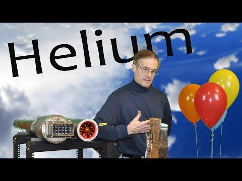 Helium the World's Best Sound Suppressor