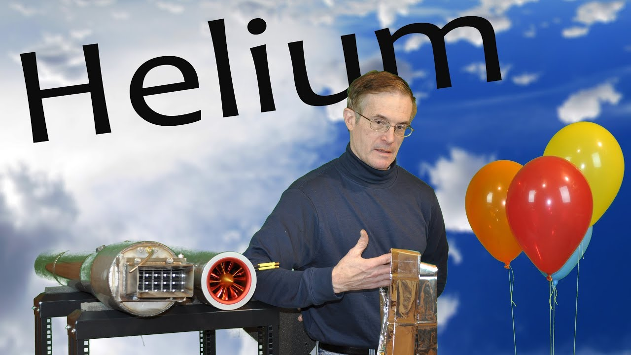 Helium the World's Best Sound Suppressor