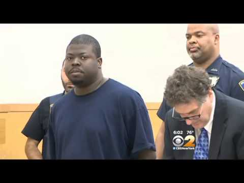 Suspect Daniel St. Hubert Appears In Court In Stabbing Horror