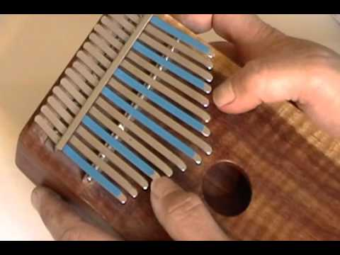 The Big Vibration  Kalimba Song