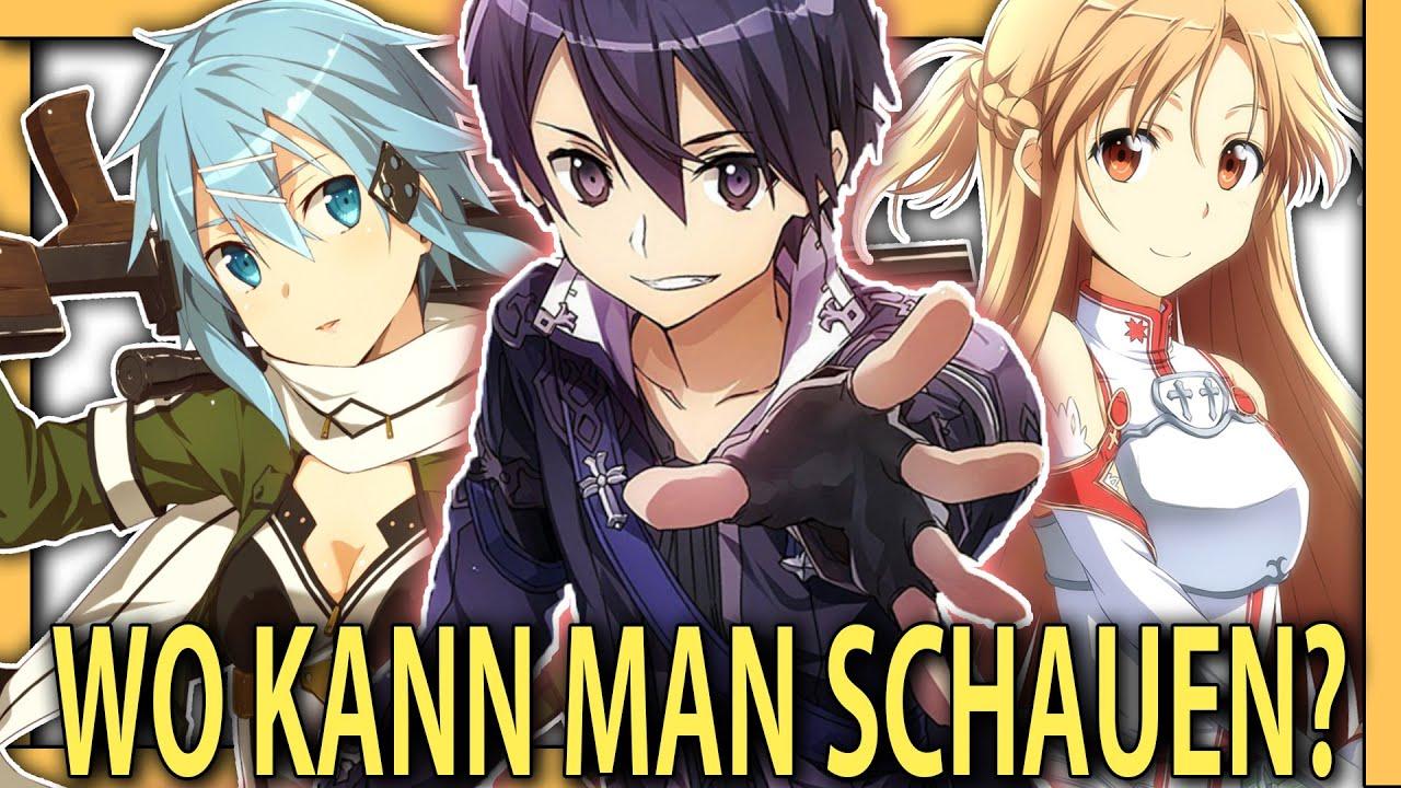 Sword Art Online Alle Folgen Deutsch