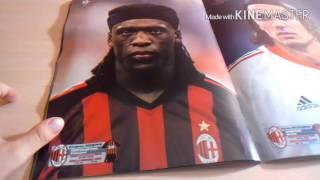 Обзор на мой постер 2002-2003 легенды футбола