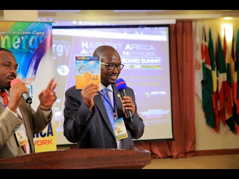 ''A call to Africans for change of mentality. Apostle NKURUNZIZA François