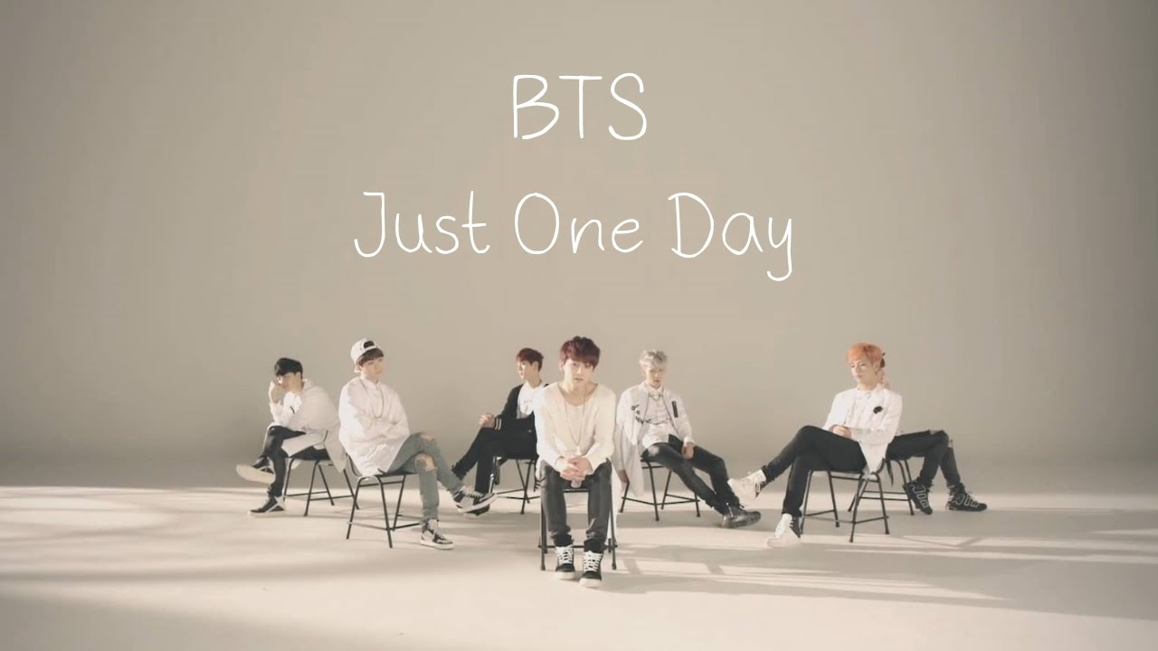 Vocal Cover Bts Just One Day Youtube