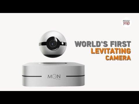 Futuristic Levitating Camera Patented