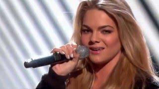 17歳の歌唱力抜群少女が声量で掴んだ夢。美人ソウルシンガーへの誕生3シーン。最後のシーンは圧巻の一言凄い声量。 thumbnail
