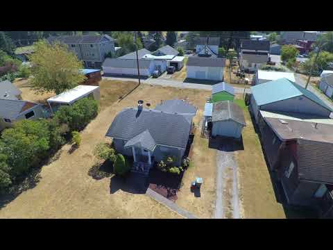 Drone footage from Ferndale, WA on 9/2/2017