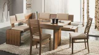 German Furniture Warehouse High End Contemporary Breakfast Nooks
