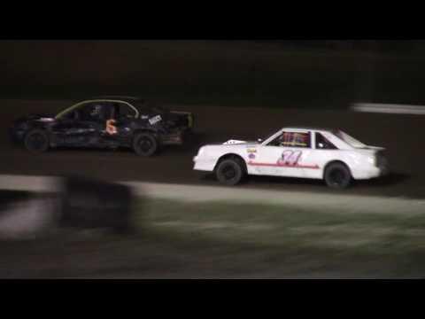 Genesee Speedway Bandit Feature 8-6-16