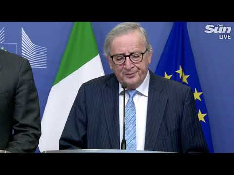 Juncker: backstop discussion is closed