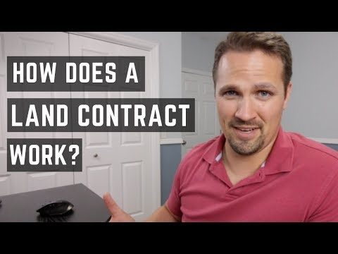 How to Draft a Land Contract (Contract for Deed) with RocketLawyer