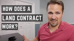 How Does A Land Contract Work? (Contract for Deed Tutorial with Rocket Lawyer)