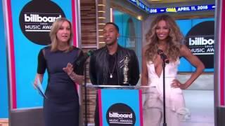 Ciara & Ludacris Announce The 2016 Billboard Music Awards #GMA
