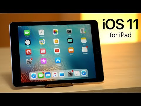 First look: The best iOS 11 features for iPad