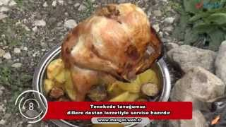 Tenekede Tavuk Tarifi - Tenekede Tavuk Aparatı