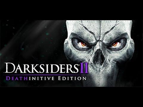 Darksiders 2 Deathinitive Ed: El Caldero y la bandeja (Parte 4 lets´s play español)